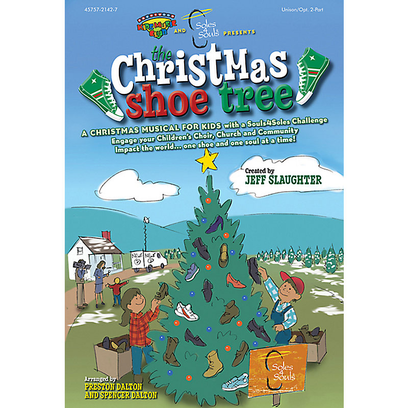 The Christmas Shoe Tree Accompaniment CD (split)