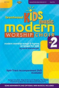 Brentwood Kids Music Modern Worship Choir, Vol. 2: Listening CD