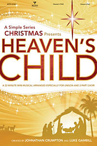 Heaven's Child Accompaniment DVD (Split)