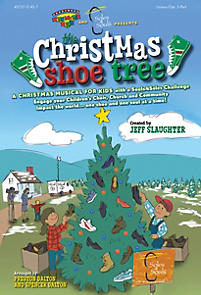 The Christmas Shoe Tree Posters (12/Pack)