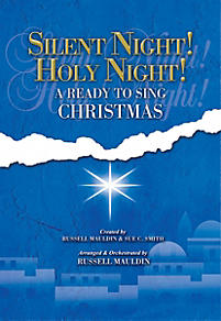 Silent Night! Holy Night! Soprano Rehearsal CD