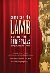 Come See the Lamb: Tenor Rehearsal CD