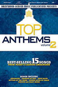 Top Anthems, Volume 2: Soprano Rehearsal CD