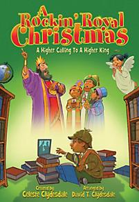 A Rockin' Royal Christmas - Digital Resource (DVD/CD-ROM)