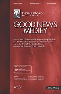 Good News Medley - Downloadable Split-Track Accompaniment Track