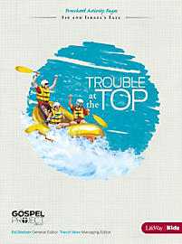 the gospel project for kids trouble at the top Minor Prophets Bible Study Books Minor Prophets Study for Women