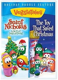 VeggieTales: Saint Nicholas & The Toy That Saved Christmas ...