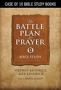 Bible study books on prayer