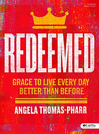 Redeemed - Bible Study Book