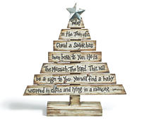 wooden christmas tree - Wooden Christmas Tree