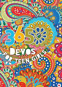 Devotional books for teen girls