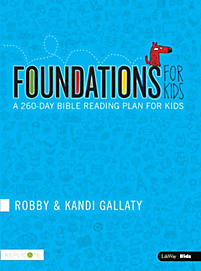 Foundations for kids a 260 day bible reading plan for for How to read a foundation plan