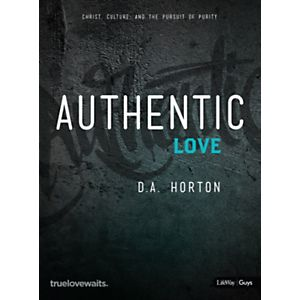 Authentic Love Guys Bible Study Book