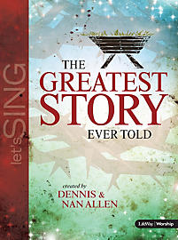 The best story ever book