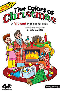 The Colors of Christmas - Choral Book | Adams, Craig
