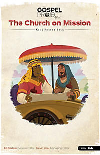The Gospel Project for Kids: Kids Poster Pack - Volume 10: The Church on Mission