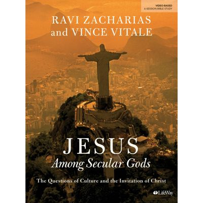 Jesus Among Secular Gods - Bible Study Book