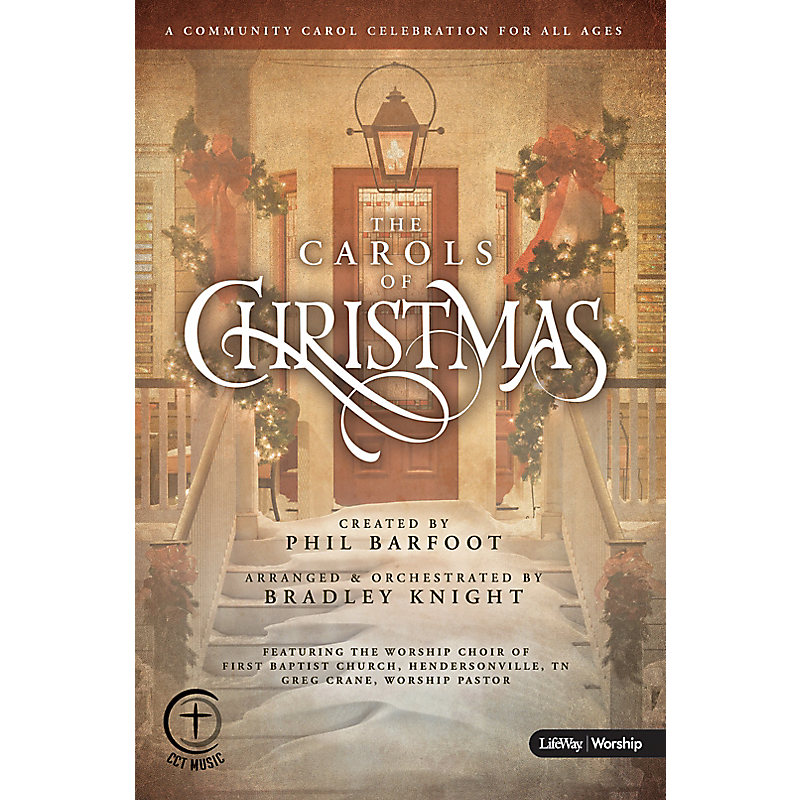 The Carols of Christmas - Choral Book