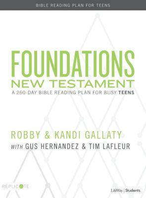 Foundations New Testament