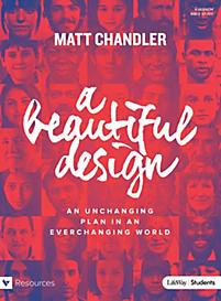 Matt Chandler A Beautiful Design Book
