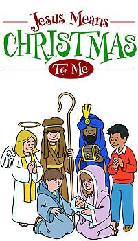 means christmas jesus children program lifeway listening promo pak larger pack clydesdale wesleyan buena vista events