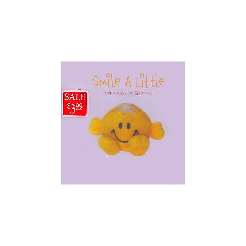 Smile a Little; 15 Fun Songs for Little Ones