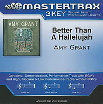 Amy Grant: Better Than a Hallelujah