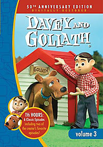 Davey and Goliath Vol. 3: 50th Anniversary Edition