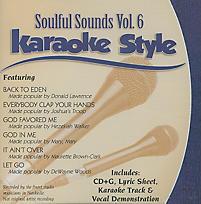 Soulful Sounds, Volume 6; Karaoke Style