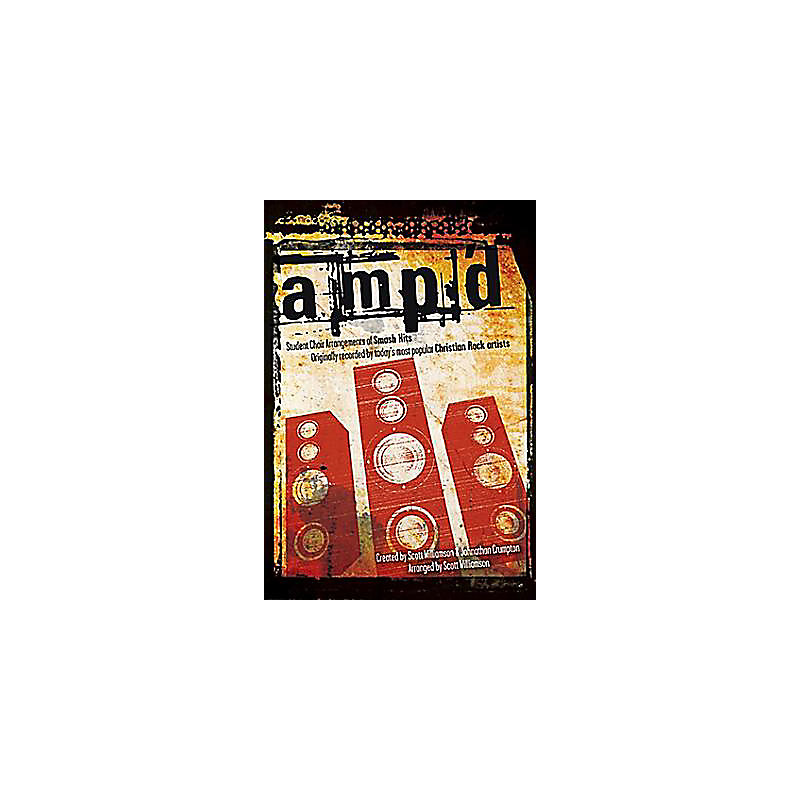 Amp'd Book/CD Pack