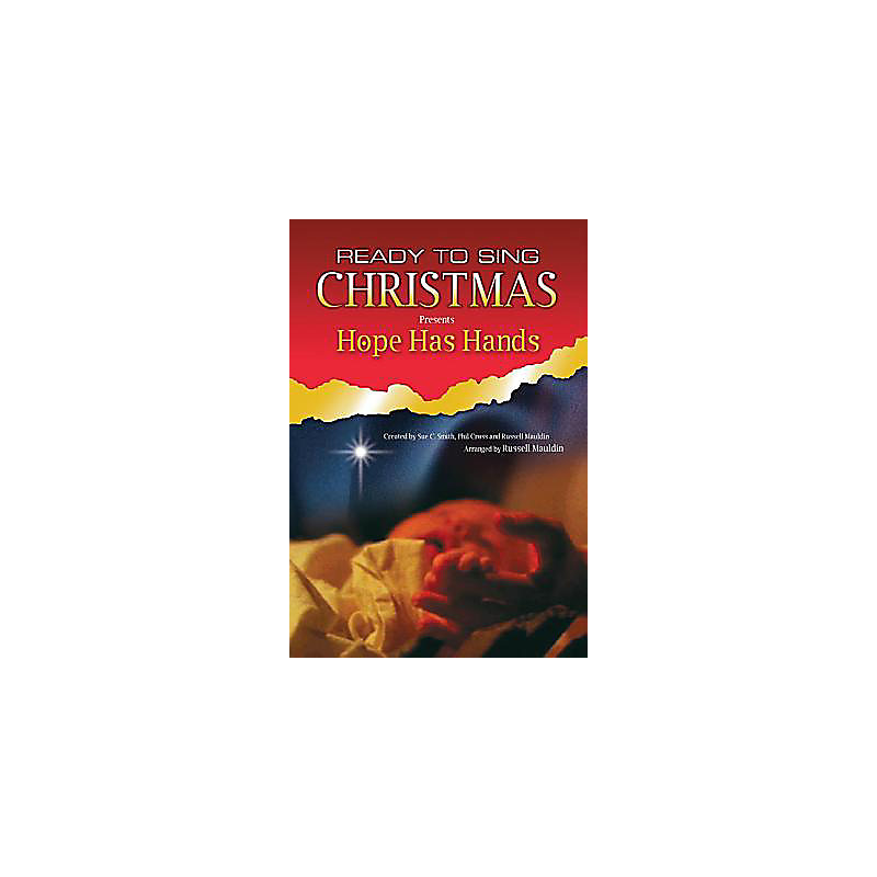 Hope Has Hands; SATB With CD (Audio)