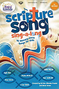 Scripture Song Sing-A-Long: Leaders Resource Bundle [With Activity Book and Split-Track]
