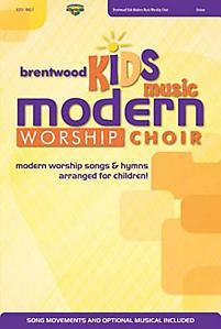 Brentwood Kids Modern Worship Choir  BK