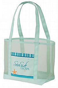 Seaside Escape Tote Bag