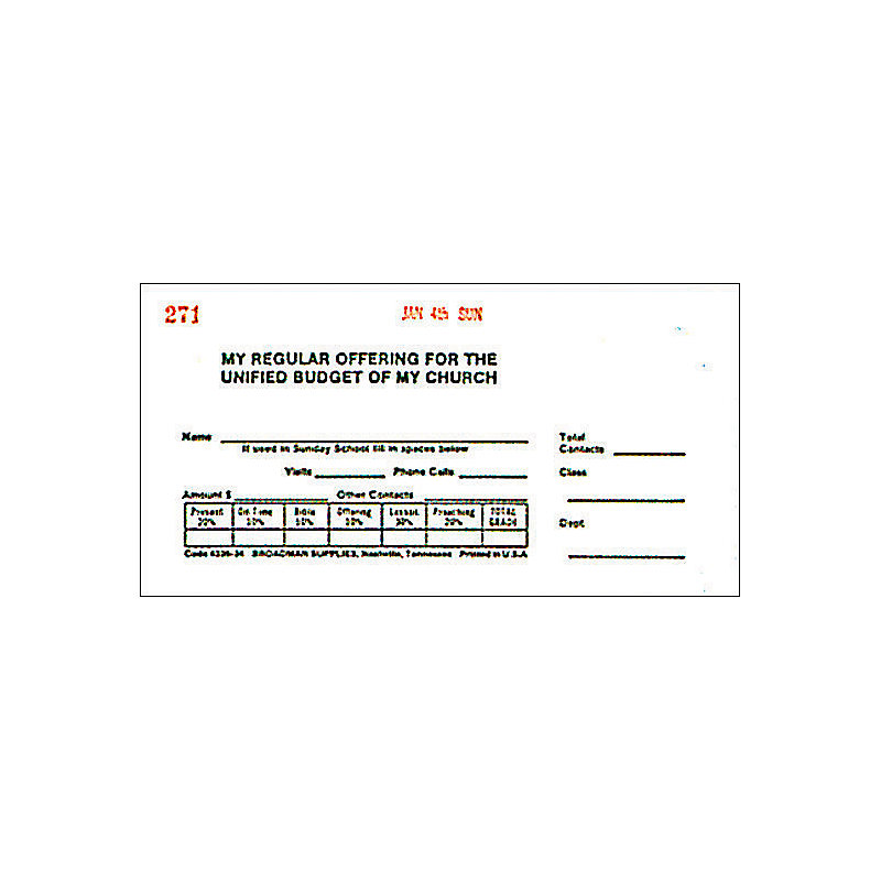 6-point record system boxed envelopes