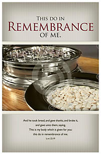 Communion This Do In Remembrance Broadman Church