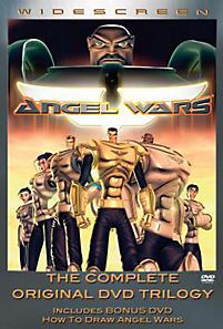 Angel Wars: The Complete Original DVD Trilogy