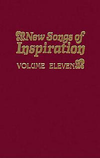 New Songs of Inspiration Volume 11; Shaped-Note Hymnal