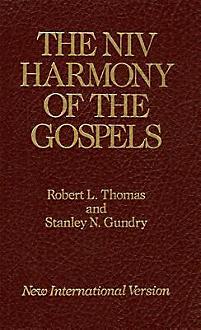 niv harmony of the gospels pdf
