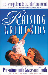 Raising Great Kids: A Comprehensive Guide to Parenting with Grace and Truth