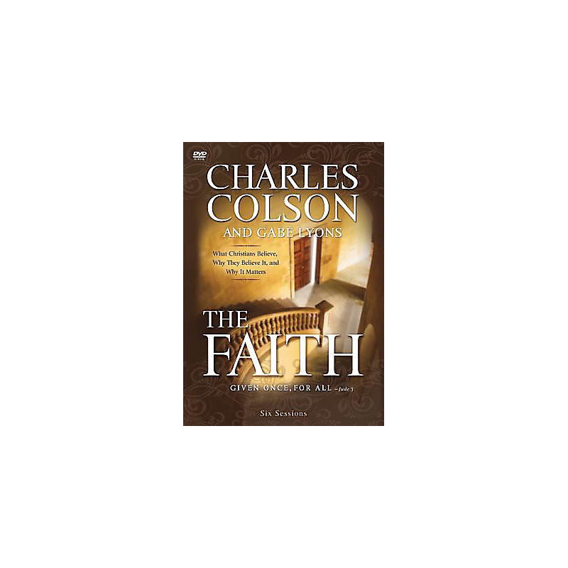 The Faith DVD: What Christians Believe, Why They Believe It, and Why It Matters