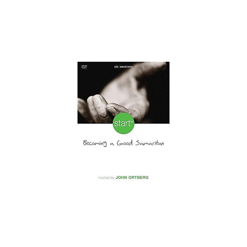 Becoming a Good Samaritan DVD: Six Sessions