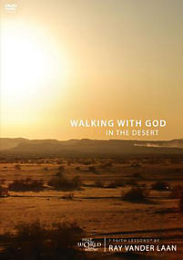 Walking with God in the Desert: Six Faith Lessons