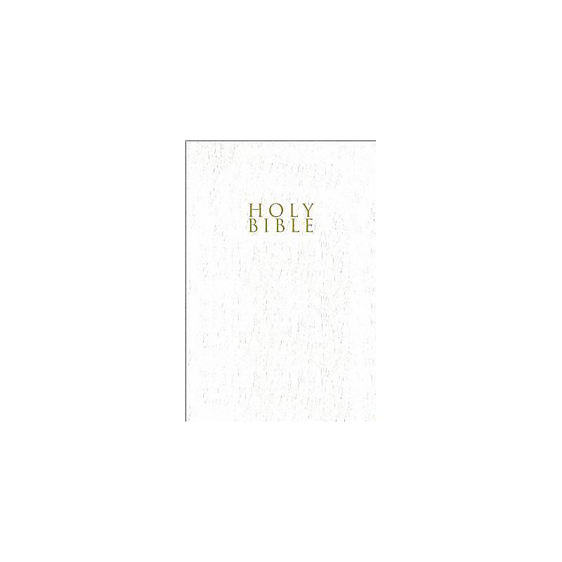 Gift and Award Bible-NIV                                                                                                                               (White)