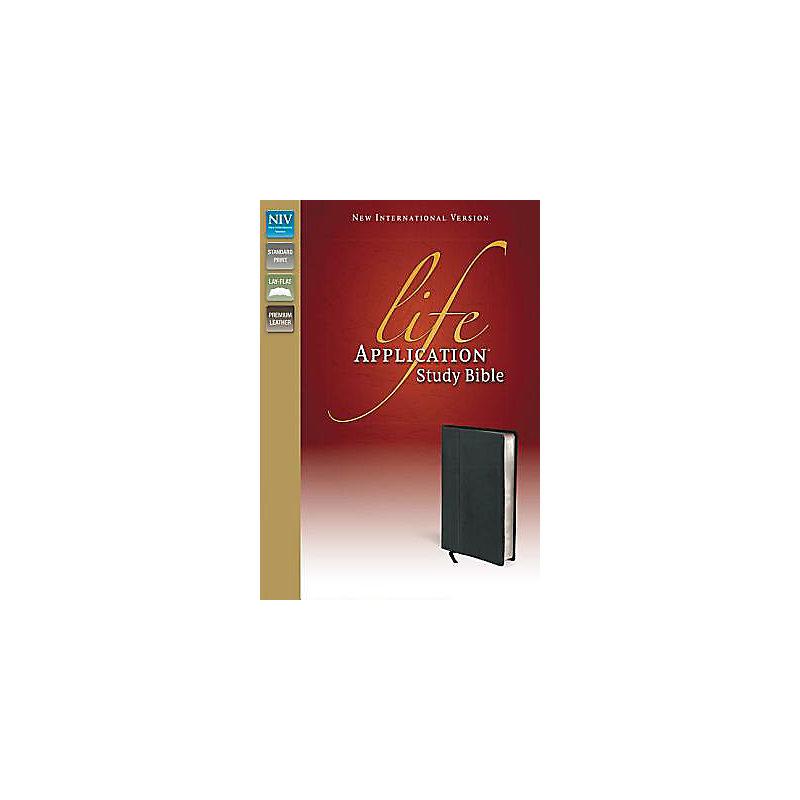 Life Application Study Bible - NIV (Black)