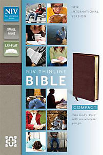Thinline Bible-NIV-Compact (Burgundy)