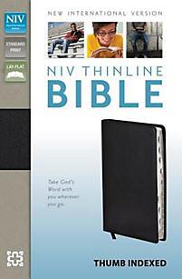 Thinline Bible-NIV                                                                                                                                     (Black)