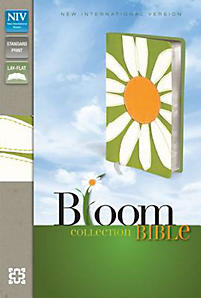 Bloom Collection Bible-NIV-Daisy                                                                                                                       (Multi-Colored)