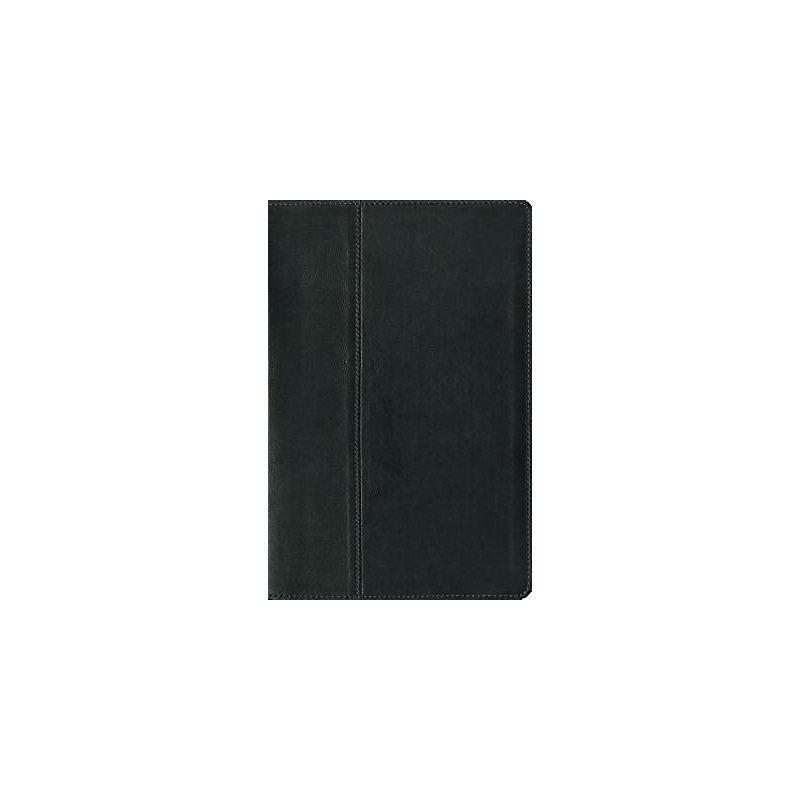Thinline Reference Bible-NIV-Large Print                                                                                                               (Black)