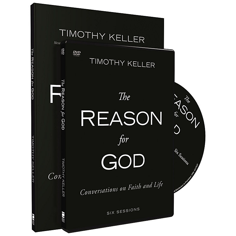 The Reason for God: Conversations on Faith and Life - Leader Pack